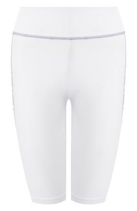 Женские шорты FENDI белого цвета, арт. FAB202 AB3Z | Фото 1
