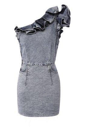 Женское джинсовое платье IRO синего цвета, арт. WM33SAGAMA | Фото 1
