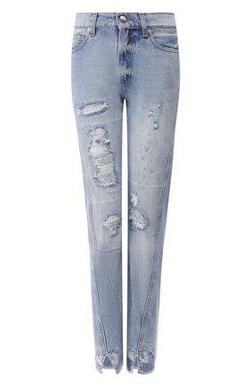 Женские джинсы ZADIG&VOLTAIRE синего цвета, арт. SJCA3007F | Фото 1