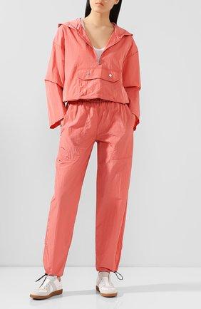 Женские брюки 5PREVIEW оранжевого цвета, арт. W276 | Фото 2