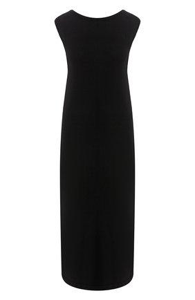 Женское хлопковое платье TWINS FLORENCE черного цвета, арт. TWFPE20MAG0005 | Фото 1
