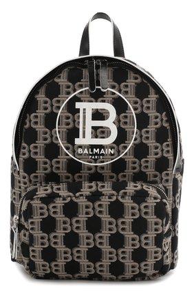 Детская рюкзак BALMAIN бежевого цвета, арт. 6M0778/ME330 | Фото 1