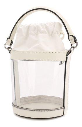 Детская сумка BRUNELLO CUCINELLI прозрачного цвета, арт. BH942B005 | Фото 2
