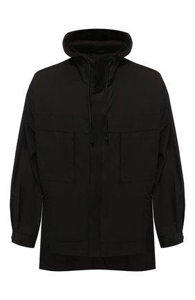 Мужская куртка ISABEL BENENATO черного цвета, арт. UW52S20 | Фото 1