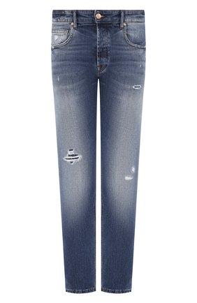 Мужские джинсы DON THE FULLER синего цвета, арт. DHS0/YAREN/DTF/45 | Фото 1