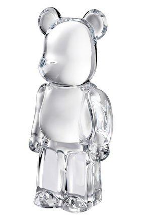 Скульптура медведь супергерой BACCARAT прозрачного цвета, арт. 2 813 551 | Фото 1