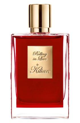 Женский парфюмерная вода rolling in love KILIAN бесцветного цвета, арт. 3700550218418 | Фото 1