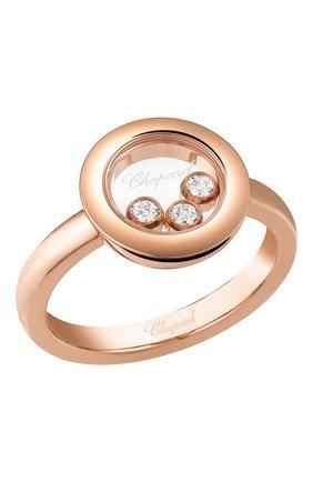 Женские кольцо CHOPARD розового золота цвета, арт. 82A018-5110 | Фото 1