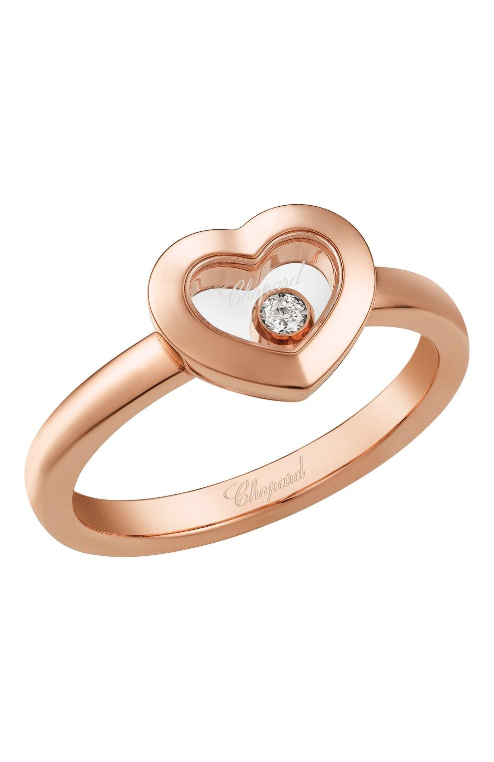 Женские кольцо CHOPARD розового золота цвета, арт. 82A054-5110 | Фото 1