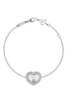 Женские браслет CHOPARD белого золота цвета, арт. 85A054-1201 | Фото 1