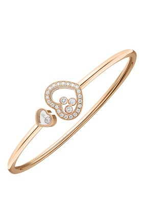 Женский браслет CHOPARD розового золота цвета, арт. 85A612-5001 | Фото 1