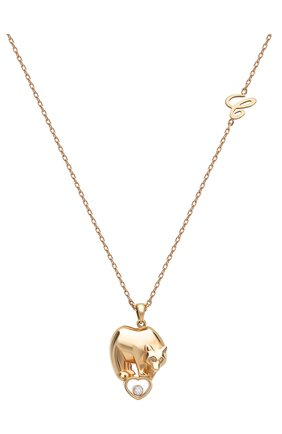 Женские кулон CHOPARD розового золота цвета, арт. 797731-5001 | Фото 1