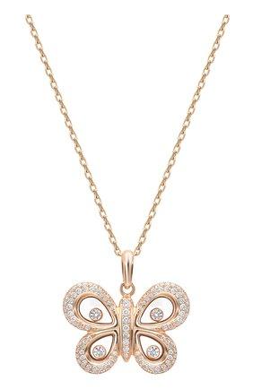 Женские кулон CHOPARD розового золота цвета, арт. 799511-5301 | Фото 1