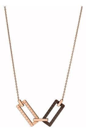 Женские колье CHOPARD розового золота цвета, арт. 819895-9003   Фото 1