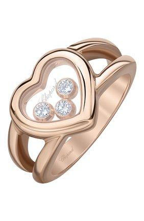 Женские кольцо CHOPARD розового золота цвета, арт. 824611-5001   Фото 2