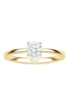 Женские кольцо CHOPARD желтого золота цвета, арт. 825500-0560   Фото 1