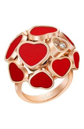 Женские кольцо CHOPARD розового золота цвета, арт. 827482-5810 | Фото 1
