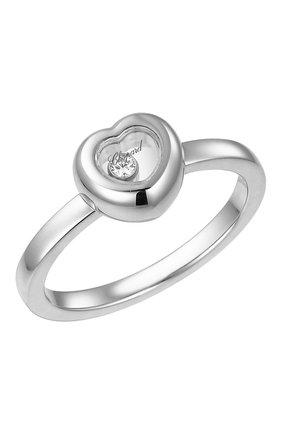 Женские кольцо CHOPARD белого золота цвета, арт. 829006-1110 | Фото 1