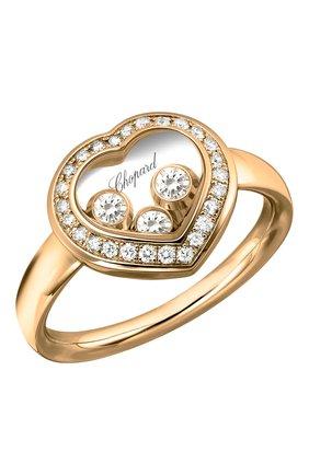 Женские кольцо CHOPARD розового золота цвета, арт. 829203-5039 | Фото 1
