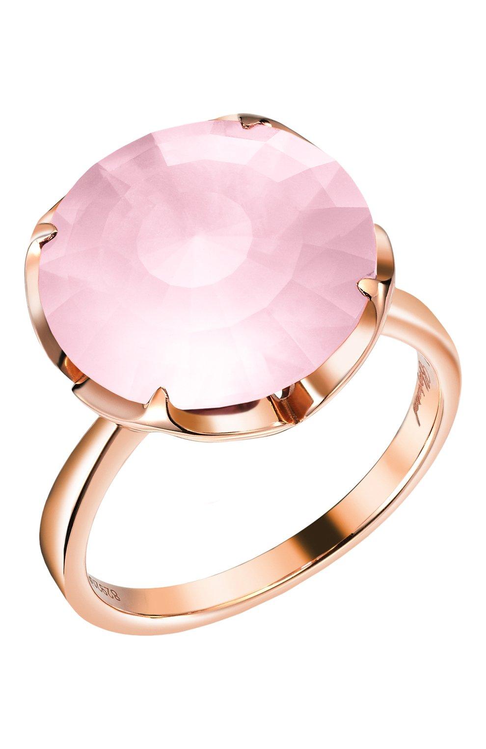 Женские кольцо CHOPARD розового золота цвета, арт. 829208-5010 | Фото 1