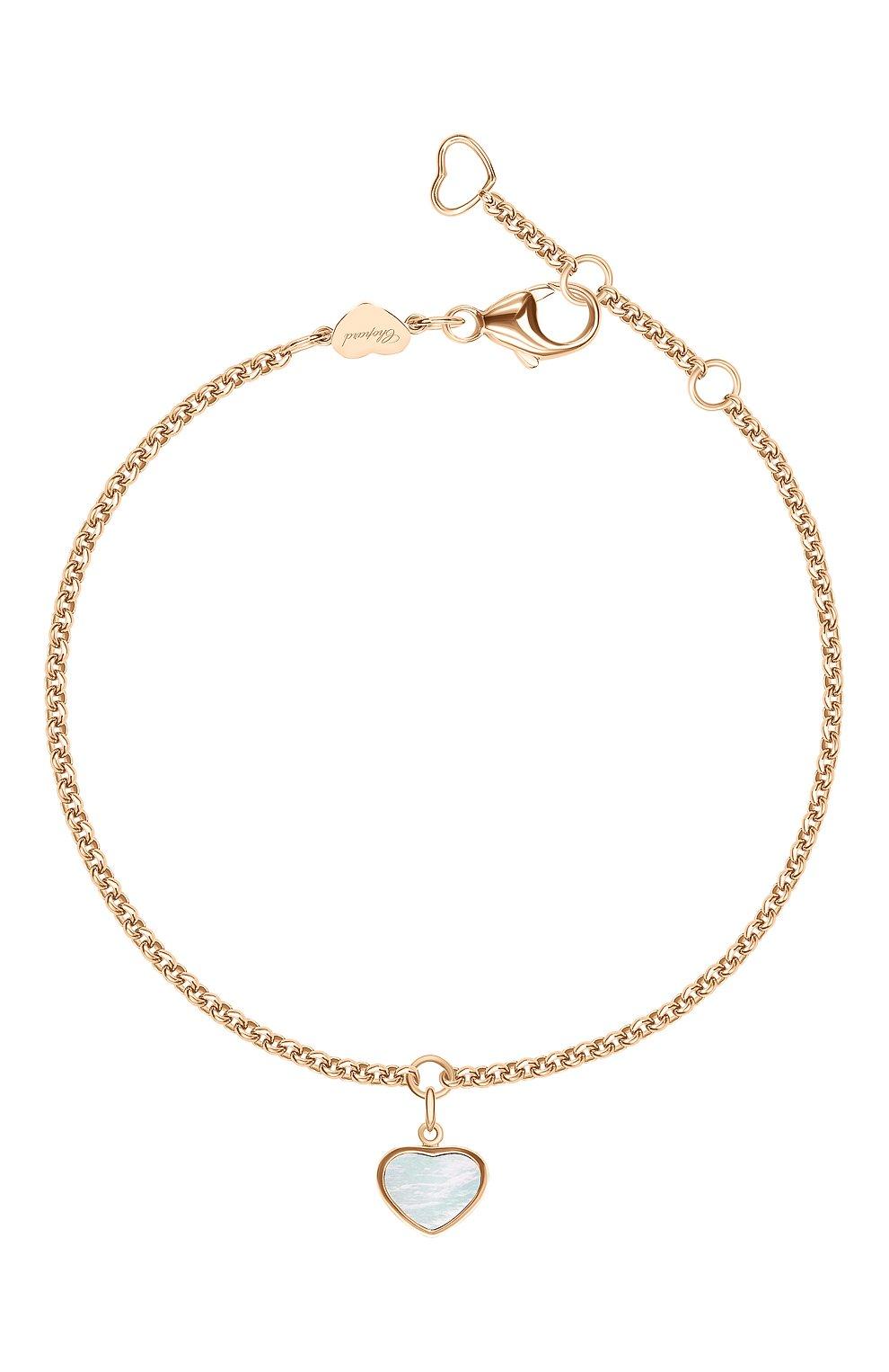 Женские браслет CHOPARD розового золота цвета, арт. 859482-5301 | Фото 1