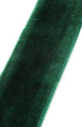 Мужские шарф FLOWER ME зеленого цвета, арт. SCARF-VT008010L | Фото 2
