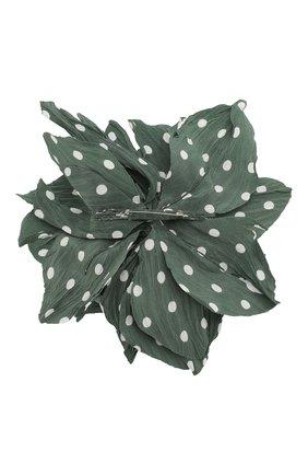 брошь pion FLOWER ME зеленого цвета, арт. PION-NS008005L | Фото 2