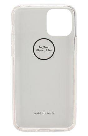 Мужской чехол для iphone 11 pro KENZO светло-розового цвета, арт. FA5C0KIXITIG | Фото 2
