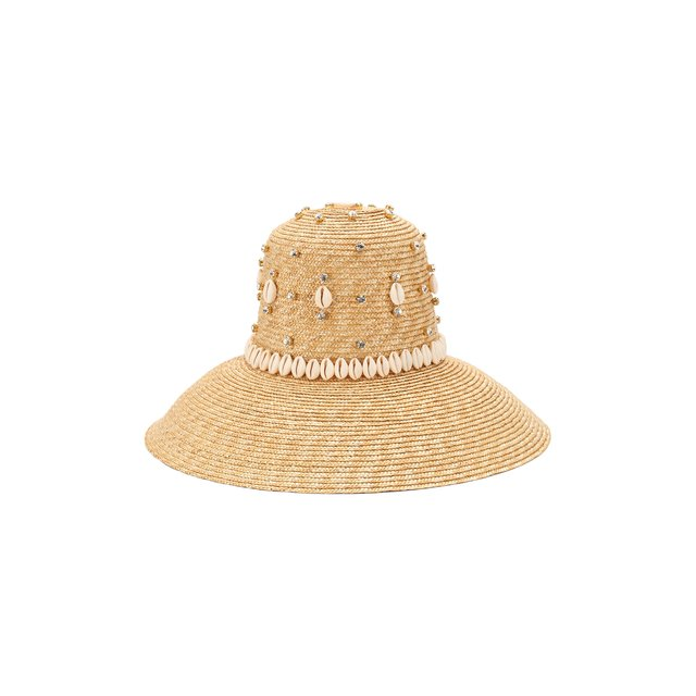 Соломенная шляпа Le Nine