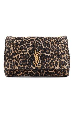 Женская сумка kate medium SAINT LAURENT леопардового цвета, арт. 553804/1Q15M | Фото 1