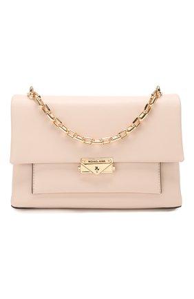 Женская сумка cece large MICHAEL MICHAEL KORS светло-розового цвета, арт. 30S9G0EL3L   Фото 1