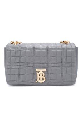 Женская сумка lola BURBERRY серого цвета, арт. 8028109   Фото 1