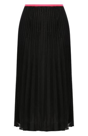 Женская юбка-миди HELMUT LANG черного цвета, арт. K02HW701 | Фото 1