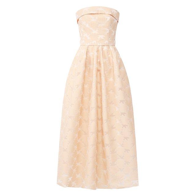 Платье-миди Terekhov Girl