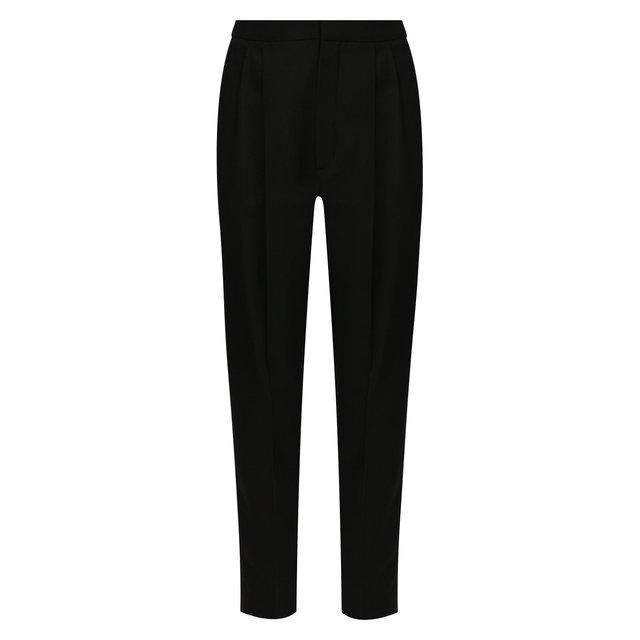 Шерстяные брюки Versace