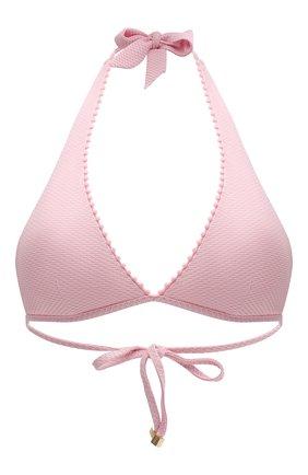 Женский треугольный бра HEIDI KLEIN светло-розового цвета, арт. 20SSAI0206 | Фото 1