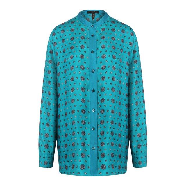 Шелковая рубашка Escada