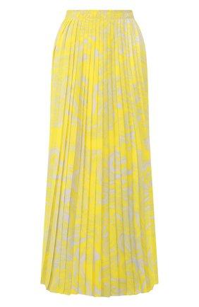 Женская юбка-миди ESCADA желтого цвета, арт. 5033284 | Фото 1