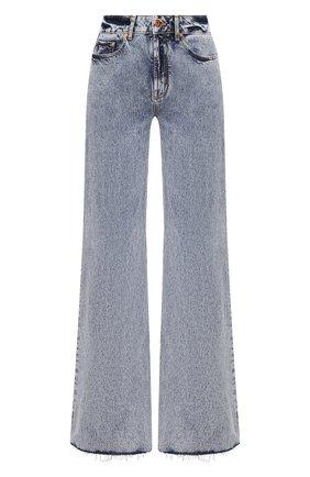 Женские джинсы FILLES A PAPA синего цвета, арт. R0ME0 L.32 DENIM | Фото 1