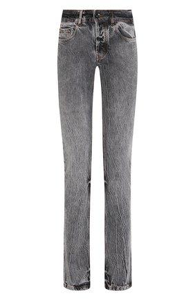 Женские джинсы FILLES A PAPA серого цвета, арт. STEVE L.32 DENIM | Фото 1