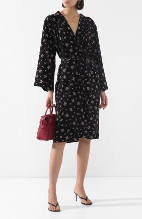 Платье из смеси хлопка и вискозы | Фото №2