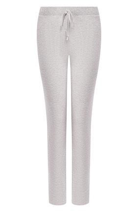 Женские хлопковые брюки MEY серого цвета, арт. 16 001 | Фото 1