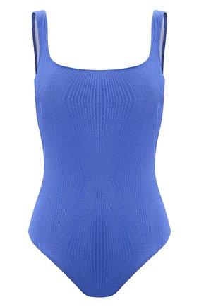 Женский слитный купальник GOTTEX голубого цвета, арт. 20CO173   Фото 1