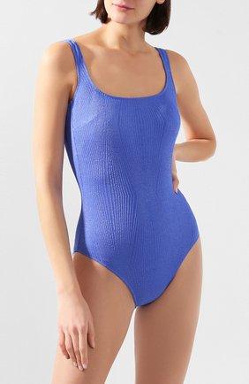 Женский слитный купальник GOTTEX голубого цвета, арт. 20CO173   Фото 2