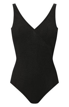 Женский слитный купальник GOTTEX черного цвета, арт. 20CO158   Фото 1