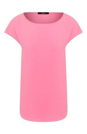 Женский топ WINDSOR розового цвета, арт. 52 DB325H 10000731 | Фото 1