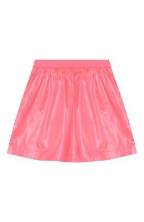 Детская юбка KENZO розового цвета, арт. KQ27018 | Фото 2