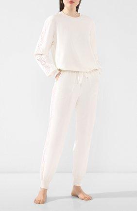 Женская пижама I.D. SARRIERI кремвого цвета, арт. A5006-A5070 | Фото 1