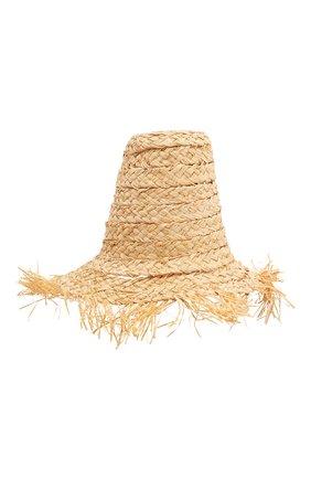 Женская соломенная шляпа banu hat CULT GAIA бежевого цвета, арт. 14010ST TAN | Фото 2