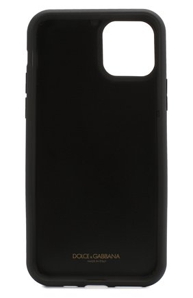 Мужской чехол для iphone 11 pro DOLCE & GABBANA сиреневого цвета, арт. BI2689/AJ883 | Фото 2